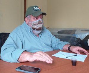 Junior Mujica: «Tenemos más de 42 pacientes recuperados»