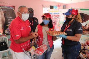 Beneficiadas con alimentos 2.360 familias lagunillenses