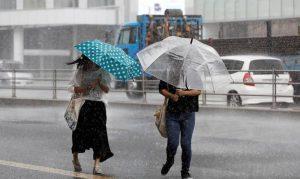 Nubosidad y lluvias esperan los venezolanos para este sábado