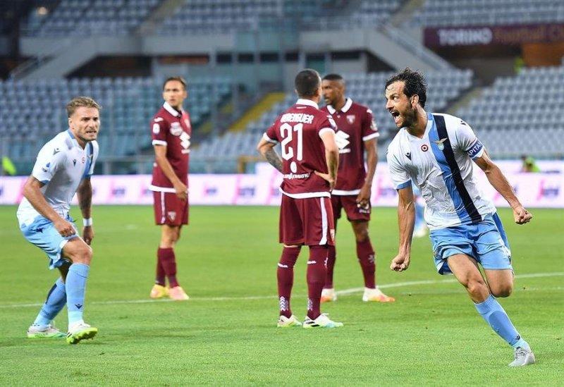 SerieA) Lazio derrota al Torino y continúa en la pelea por el ...