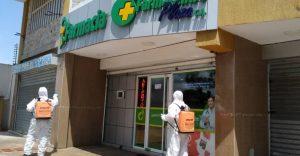 Alcaldía de Machiques inició jornada de desinfección en el municipio