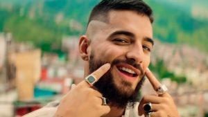 Maluma se posiciona como número 1 en las listas de Billboard