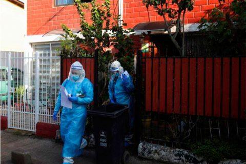 Médicos venezolanos en Chile pasan al frente en lucha contra la COVID-19