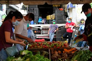 Mara autoriza la apertura de mercados