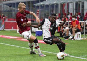 Juventus desperdicia un 2-0, cae 4-2 ante el Milan y no sentencia Serie A
