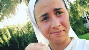 Josefina, la monja que se vuelve viral en las redes sociales