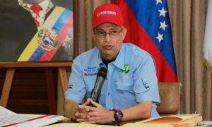 Luis Motta Domínguez no podrá entrar a Estados Unidos por la sanción impuesta este martes