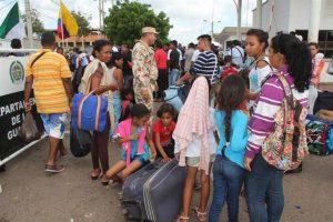 Venezuela y Unicef elaboraron una guía para la proteger a niños migrantes en las fronteras