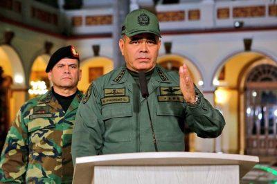 Padrino López lamenta que Argentina bloquee intercambio militar con Venezuela