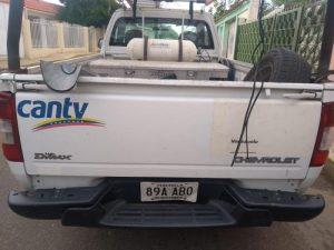 Denuncian a trabajador  de Cantv por cobrar 120 dólares para activar el servicio telefónico
