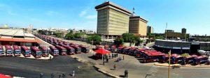 Más de 60 buses Yutong fueron entregados para optimizar el transporte público en el estado Zulia