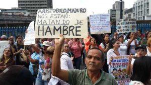 Alrededor de 40 protestas diarias se presentaron en Venezuela durante el mes de septiembre