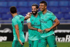 (#LaLiga) Real Madrid se enfrenta al Getafe con la mira puesta en campeonato