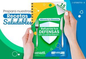 Farmacia SAAS promueve su décima sexta guía nutricional: «Alimenta tu bienestar… Refuerza tus defensas en cuarentena»