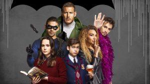 A partir de este viernes la serie «The Umbrella Academy» disponible en Netflix