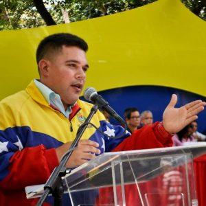 Nahum Fernández presidente del Concejo Municipal de Caracas dio positivo por la COVID-19