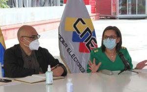 CNE y Ministerio de Salud evalúan protocolos de cara a comicios parlamentarios