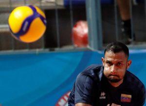 Selección masculina de voleibol de Venezuela ya conoce sus rivales en Tokio 2021