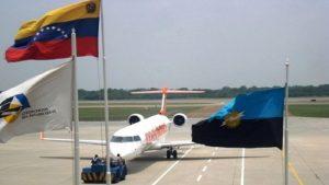 Venezuela permitirá vuelos internacionales con cuatro países