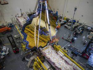 Lanzamiento del telescopio espacial James Webb será en octubre de 2021