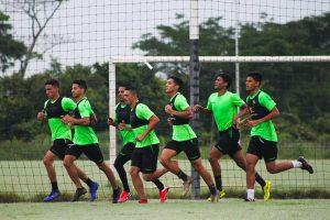 #FutVe: Zamora FC continua con su planificada preparación