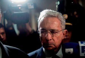 Corte Suprema de Colombia ordenó detención del expresidente Uribe