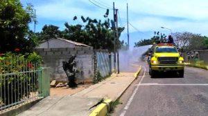 Despliegan nueva jornada de desinfección en el municipio La Cañada de Urdaneta