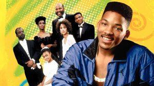 Will Smith, en la producción del «Príncipe del Rap»