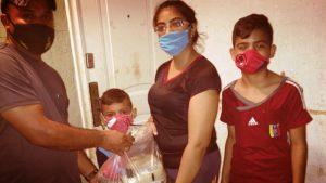 Distribuidas 84 toneladas de alimentos CLAP en La Cañada de Urdaneta