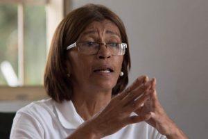 Ana Rosario Contreras denunció que  el gremio de enfermeras no tiene las garantías suficientes para atender la COVID-19