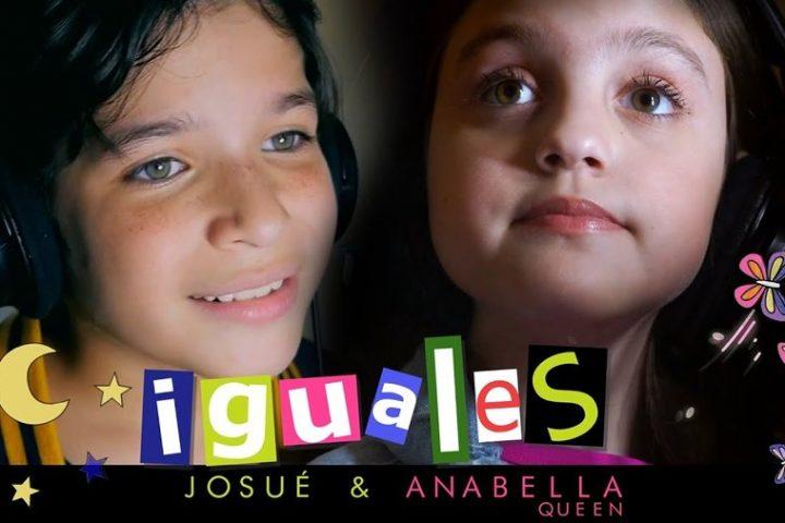 La tierna y talentosa Anabella Queen regresa con «Iguales»