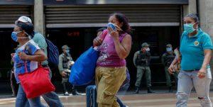 1.226 nuevos casos de COVID-19 se registraron este sábado en Venezuela