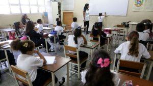 En abril iniciarán las clases presenciales en Venezuela