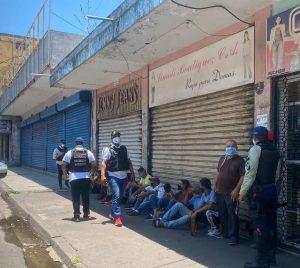 Denuncian abusos de funcionarios de seguridad del estado a comerciantes y empresarios en Bolívar