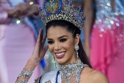 Thalía Olvino, reveló la realidad que oculta ser Miss Venezuela