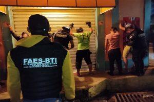 Detenidas 200 personas en Táchira por no cumplir la cuarentena