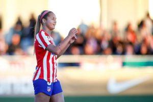 Deyna Castellanos no fue convocada por el Atlético de Madrid para la fase final de la Liga de campeones
