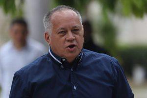Diosdado Cabello no ve «factible» que la ANC elabore un proyecto de constitución antes de diciembre