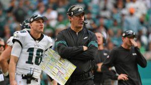(#NFL) Entrenador Doug Pederson nuevo caso de COVID-19 en el fútbol americano