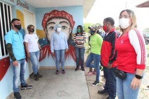Barrio Nuevo Tricolor realizó jornada de desinfección en Maturín