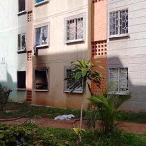 Explosión en un apartamento en Carabobo deja dos heridos