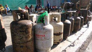 Escasez de gas doméstico provocó protestas en Mérida