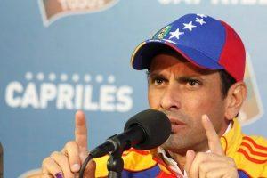 Guaidó se reunirá con Capriles tras desacuerdo en crear una alianza opositora