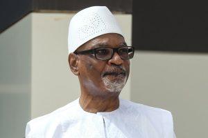 El Presidente Boubacar Keita anuncia su dimisión tras golpe de estado