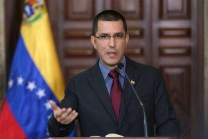 Gobierno venezolano niega ser una amenaza para Estados Unidos