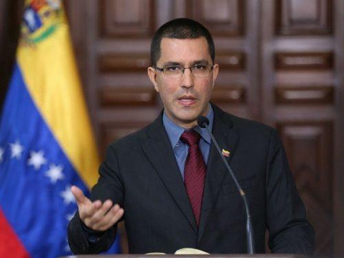 Gobierno venezolano saludó el triunfo de Luis Arce en los comicios presidenciales de Bolivia