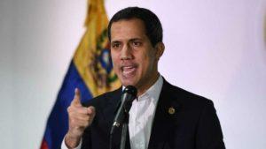 Guaidó pide a UE que fije unos «mínimos» que garanticen elecciones legales