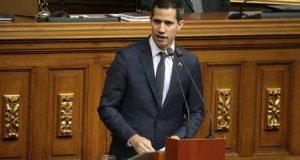 Juan Guaidó advierte que Venezuela podría convertirse en una «Base militar iraní»