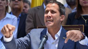 Guaidó afirma que la justicia internacional debe actuar frente a violaciones de DDHH cometidas en Venezuela