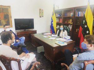 Laidy Gómez denuncia ante la ONU focos de contagios en refugios administrados por el gobierno nacional